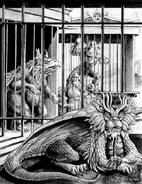 Jingling Mordo captive monsters