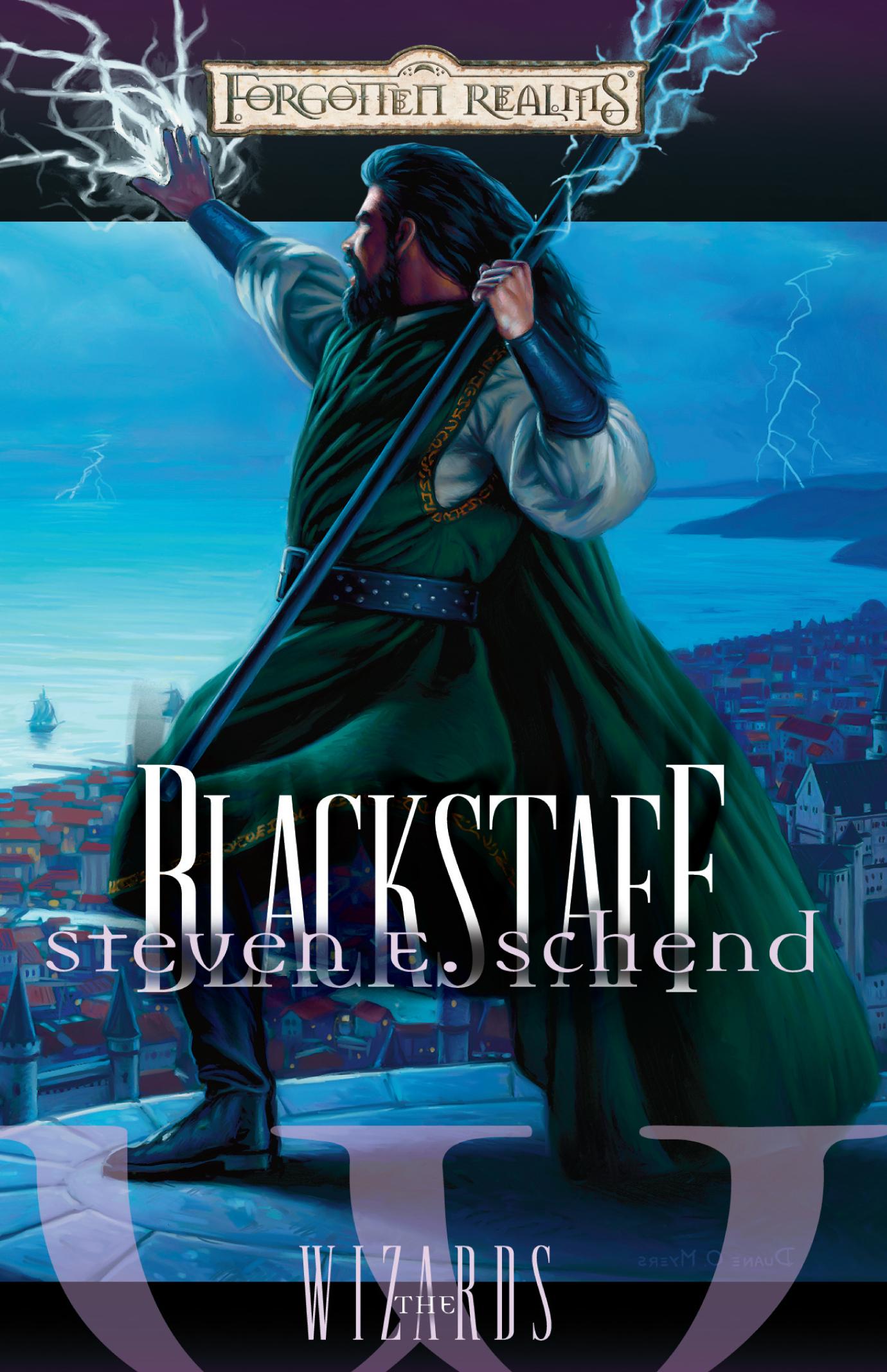 Blackstaff (novel)