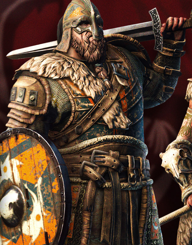 The Warlord - For Honor Wiki