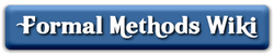 Formal Methods Wiki