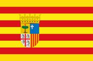 Flag of Aragon