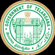Seal of Telangana