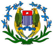Coat of Arms of Netherlands New Guinea