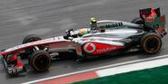 Sergio Perez 2013 Malaysia FP1