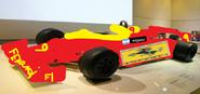 Edgardo bellucci car