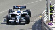 Nico Rosberg 2008 Monaco