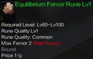 ItemEquilibriumFervorRuneLv1Description