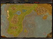 Gilneas Map by UPRC