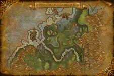Schlacht um Gilneas Karte