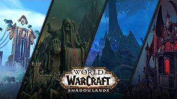 Shadowlands Offizieller Erscheinungsdatum-Trailer