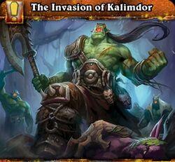 Die Invasion von Kalimdor (TCG RoF 191)