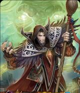 Medivh the Corrupted TCG WotA-H 007 A