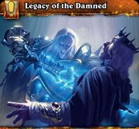 Legacy of the Damned TCG RoF 192