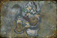 Vashjir Karte Schimmernde Weiten