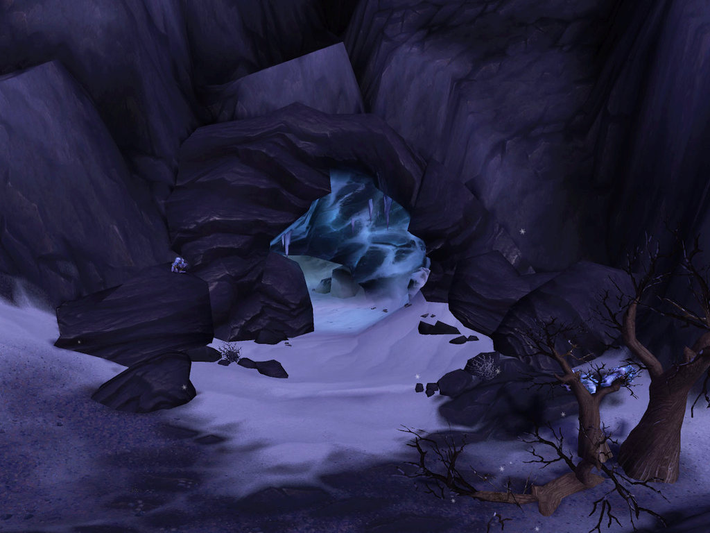Frostbrandhöhle