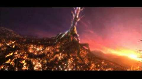 Warcraft Lore- Night Elf wisps kill Archimonde and save the World Tree!