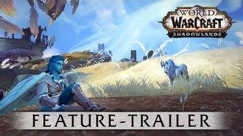 Übersicht zu World of Warcraft Shadowlands