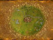 Un'Goro Krater Karte
