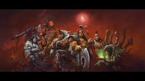 World of Warcraft Warlords of Draenor - Trailer