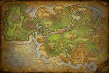 Nagrand Map WoD EN