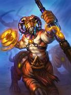 König Phaoris, SaviorsofUldum