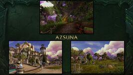 Azsuna zone stream BlizzCon 2015