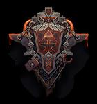 Dark Iron crest
