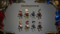 Mechagnome Patch 8.2 Rise of Azshara BLZCon 802876