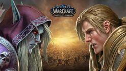 Battle for Azeroth Sylvanas vs. Anduin 721265