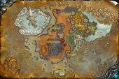 Boreanische Tundra Karte