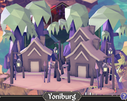 Yoniburg