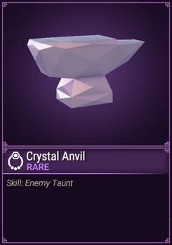 Crystal Anvil