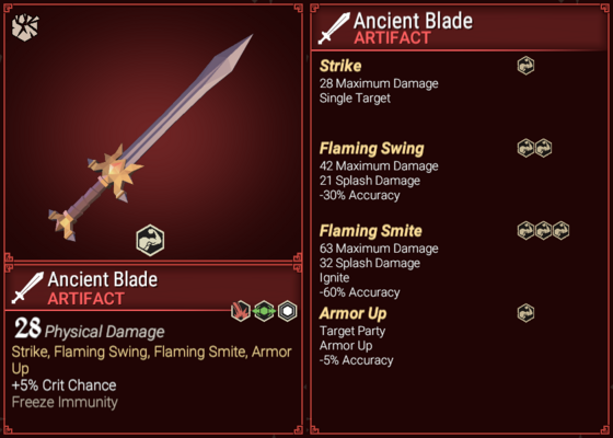 Ancient Blade