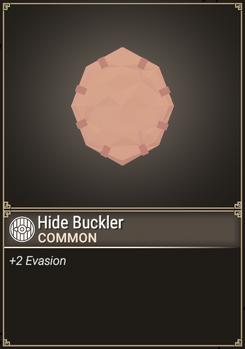 Hide Buckler