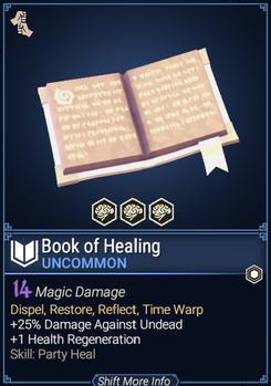 Book of Healing