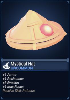 Mystical Hat