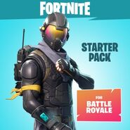 Starter Pack 1 - Rogue Agent - Fortnite
