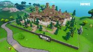 Mysterious Mansion - The Block - Fortnite