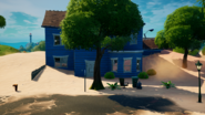 Blue House - Salty Towers - Fortnite