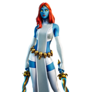 Mystique (Featured) - Outfit - Fortnite