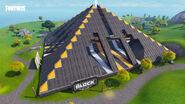 Omega Pyramid - The Block - Fortnite