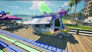 Believer Beach - (Boardwalk Ice Cream Truck 2) - Fortnite