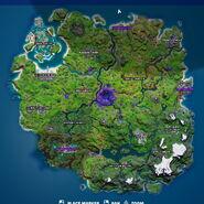 Chapter 2 Season 7 (7-8-2021 - 10 AM ET) - Map - Fortnite