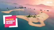 Sandbar Island - Promo - Fortnite