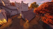 The Spire (Barn - Back View) - Location - Fortnite