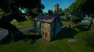 Shanty Town (Building 3-2) - Landmark - Fortnite