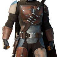 Mandalorian (Clothing - Beskar) - Outfit - Fortnite