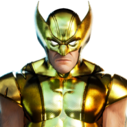 Wolverine (Gold Foil) - Outfit - Fortnite