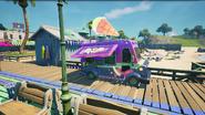 Believer Beach - (Boardwalk Ice Cream Truck 1) - Fortnite