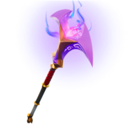 Crystal Axe of the Masters - Harvesting Tool - Fortnite